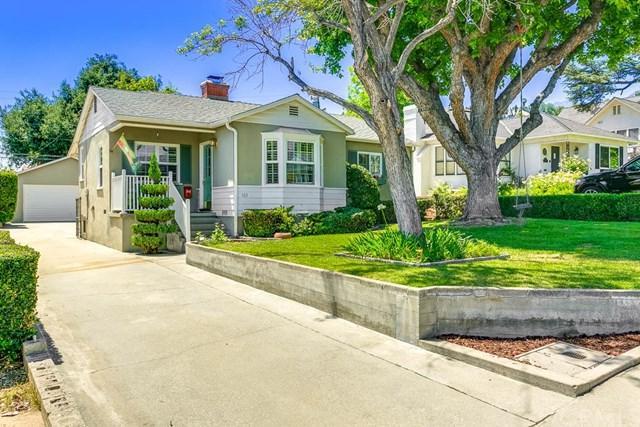 163 N Lincoln Place, Monrovia, CA 91016 (#AR18141037) :: Kristi Roberts Group, Inc.