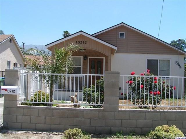 10212 Whitegate Avenue, Sunland, CA 91040 (#318002349) :: The Brad Korb Real Estate Group