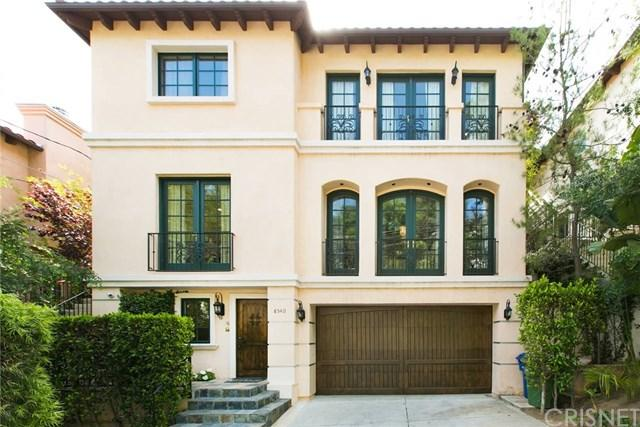 8540 Lookout Mountain Avenue, Hollywood Hills, CA 90046 (#SR18132135) :: Prime Partners Realty
