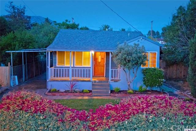 10322 Helendale Avenue, Tujunga, CA 91042 (#318002311) :: The Brad Korb Real Estate Group