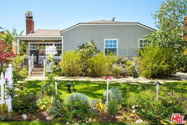 4051 Albright Avenue, Culver City, CA 90066 (#18354902) :: Team Tami