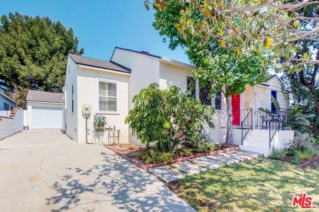 7623 Naylor Avenue, Los Angeles (City), CA 90045 (#18355100) :: Team Tami