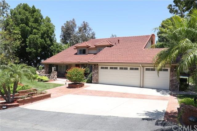 370 S Via Montanera, Anaheim Hills, CA 92807 (#PW18131544) :: The Darryl and JJ Jones Team
