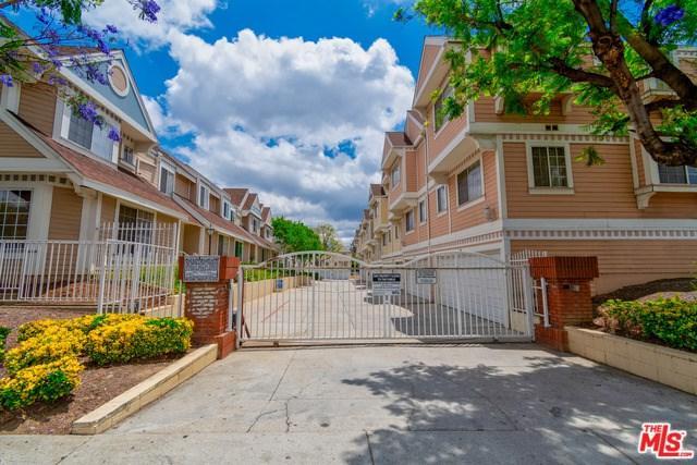 13750 Hubbard Street #80, Sylmar, CA 91342 (#18355232) :: The Brad Korb Real Estate Group