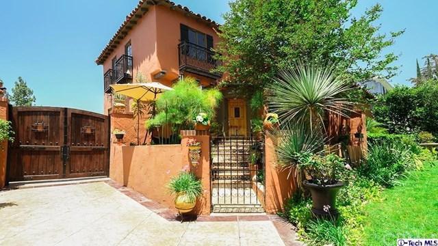 1621 Cleveland Road, Glendale, CA 91202 (#318001897) :: The Brad Korb Real Estate Group
