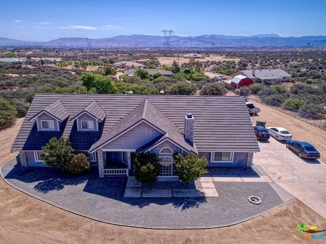 5775 Coriander Drive, Oak Hills, CA 92344 (#18355456PS) :: Fred Sed Group