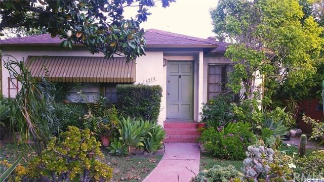 4218 Lauderdale Avenue, Glendale, CA 91214 (#318002373) :: The Brad Korb Real Estate Group