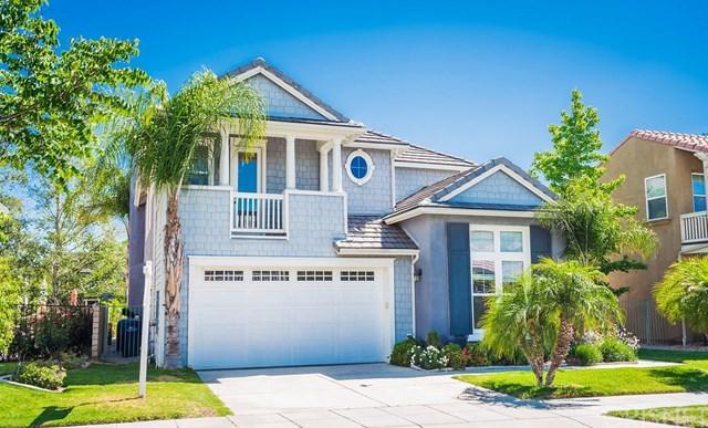 27022 Island Road, Valencia, CA 91355 (#SR18143705) :: The Brad Korb Real Estate Group