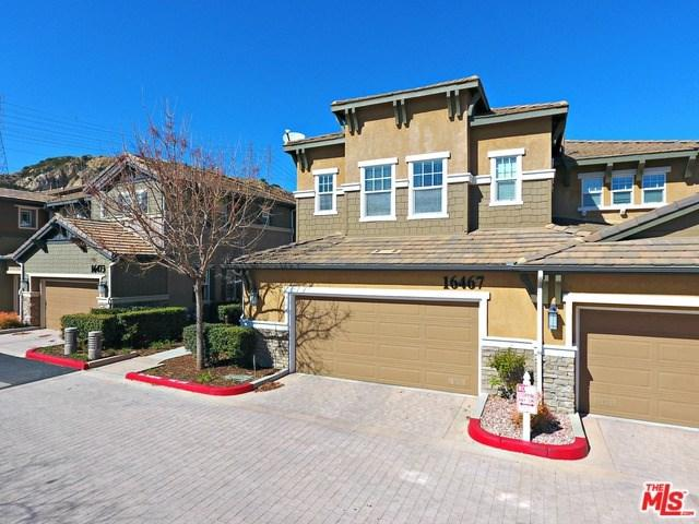 16467 W Nicklaus Drive #129, Sylmar, CA 91342 (#18355530) :: The Brad Korb Real Estate Group