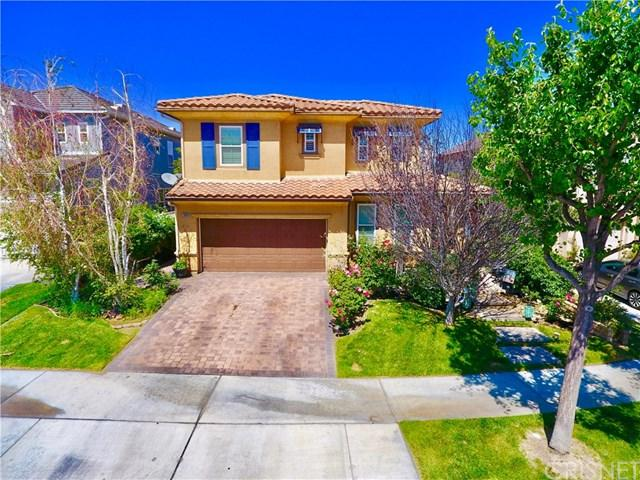 26818 Peppertree Drive, Valencia, CA 91381 (#SR18143467) :: The Brad Korb Real Estate Group