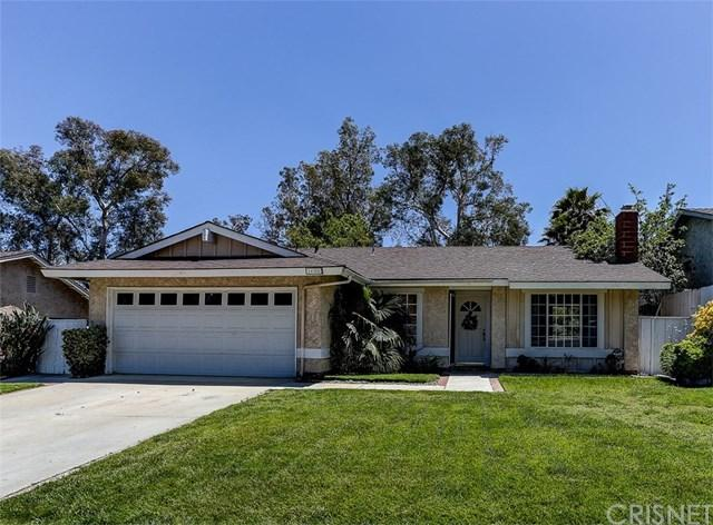 24300 Dalgo Drive, Valencia, CA 91355 (#SR18143743) :: The Brad Korb Real Estate Group