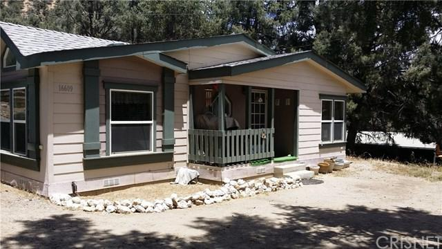 16609 Caribou Drive, Pine Mountain Club, CA 93222 (#SR18143891) :: RE/MAX Parkside Real Estate
