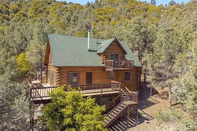 2224 Tirol Drive, Pine Mountain Club, CA 93222 (#SR18143939) :: RE/MAX Parkside Real Estate