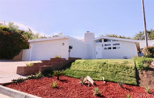 2147 W General Street, Rancho Palos Verdes, CA 90275 (#SB18138946) :: Go Gabby