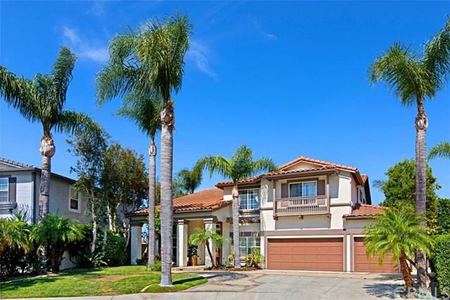 715 S Canyon Mist Lane, Anaheim Hills, CA 92808 (#OC18143924) :: The Darryl and JJ Jones Team