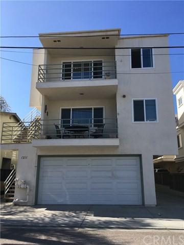 1211 Cypress Avenue, Hermosa Beach, CA 90254 (#SB18143996) :: Go Gabby