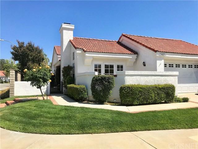24602 Cordera Court, Valencia, CA 91355 (#SR18144030) :: The Brad Korb Real Estate Group