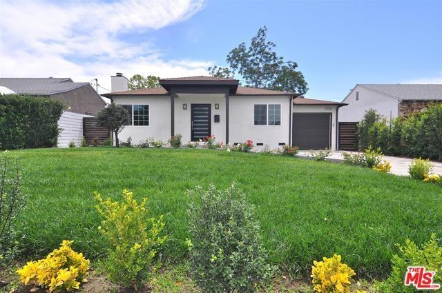 5226 Strohm Avenue, Toluca Lake, CA 91601 (#18355404) :: The Brad Korb Real Estate Group