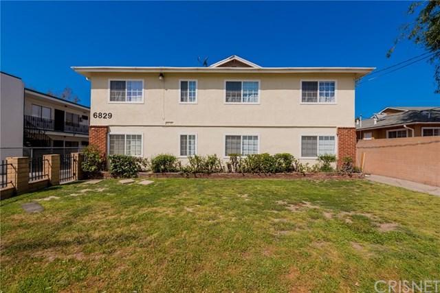 6829 Ben Avenue, North Hollywood, CA 91605 (#SR18085223) :: The Brad Korb Real Estate Group