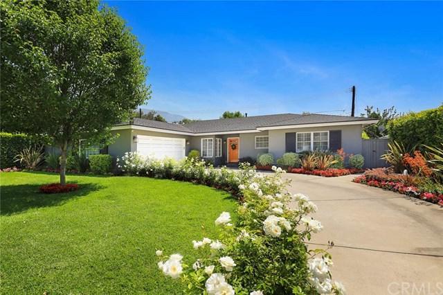 314 Woodacre Lane, Monrovia, CA 91016 (#AR18144183) :: Kristi Roberts Group, Inc.