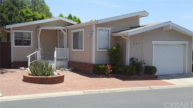15455 Glenoaks Blvd Sp#261 #261, Sylmar, CA 91342 (#SR18144216) :: The Brad Korb Real Estate Group