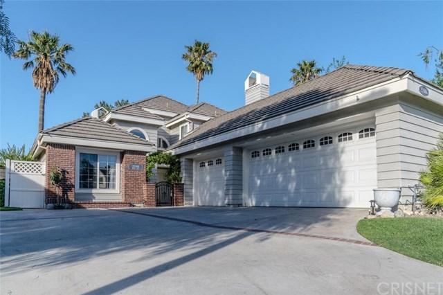 25906 Bellis Drive, Valencia, CA 91355 (#SR18144296) :: The Brad Korb Real Estate Group