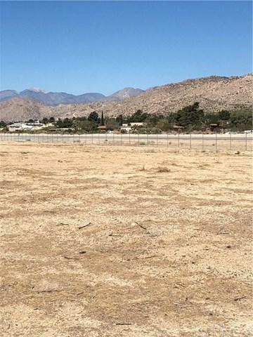 0 Lindbergh Lane, Yucca Valley, CA 92284 (#JT18143346) :: Sperry Residential Group