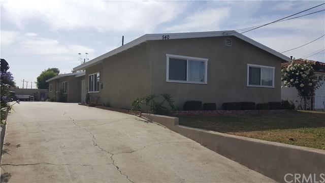 540 S Euclid Street, La Habra, CA 90631 (#PW18144479) :: The Darryl and JJ Jones Team