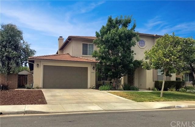 35211 Lilac Lane, Winchester, CA 92596 (#SW18144501) :: The Ashley Cooper Team