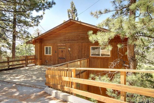 1239 Pigeon Road, Big Bear, CA 92315 (#PW18144577) :: The Brad Korb Real Estate Group