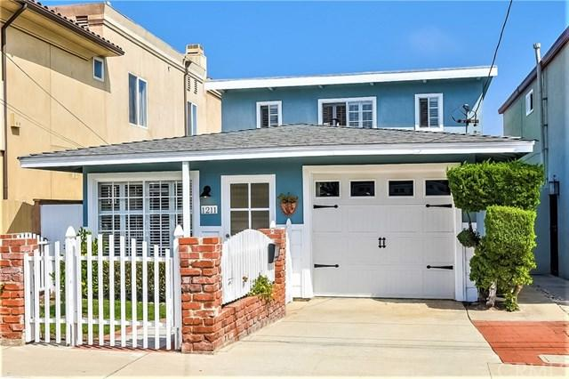 1211 20th Street, Hermosa Beach, CA 90254 (#SB18144697) :: Go Gabby