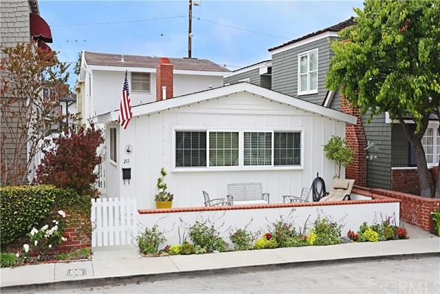 211 Ruby Avenue, Newport Beach, CA 92662 (#NP18130586) :: Teles Properties | A Douglas Elliman Real Estate Company