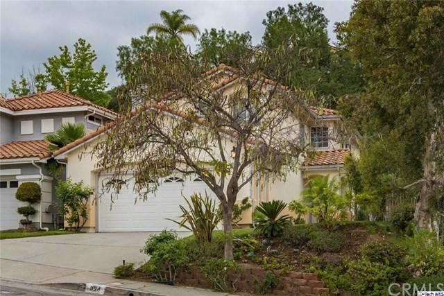 894 Calle La Primavera, Glendale, CA 91208 (#318002393) :: Prime Partners Realty