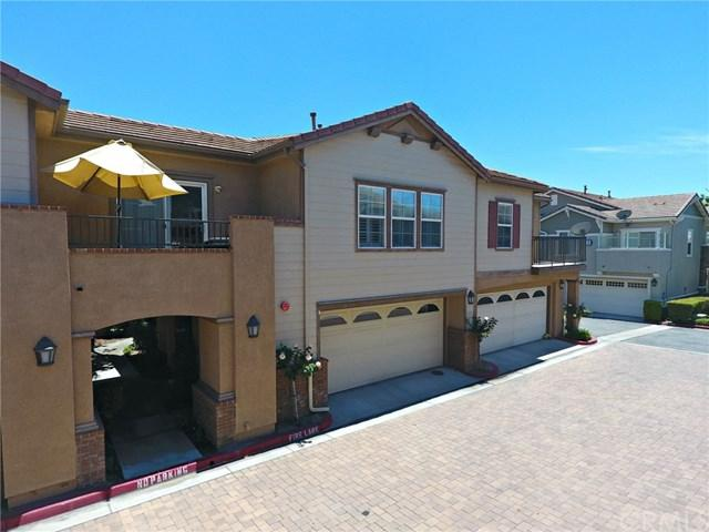 7331 Shelby Place #75, Rancho Cucamonga, CA 91739 (#OC18145063) :: RE/MAX Masters