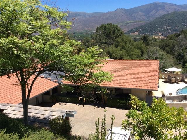 15783 Pauma Valley Drive, Pauma Valley, CA 92061 (#180033053) :: Fred Sed Group
