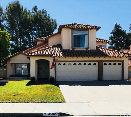 45322 Callesito Burgos, Temecula, CA 92592 (#SW18145645) :: Impact Real Estate