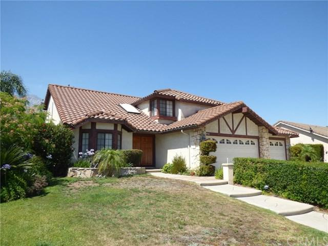 9836 Hibiscus Court, Rancho Cucamonga, CA 91737 (#TR18134294) :: RE/MAX Masters