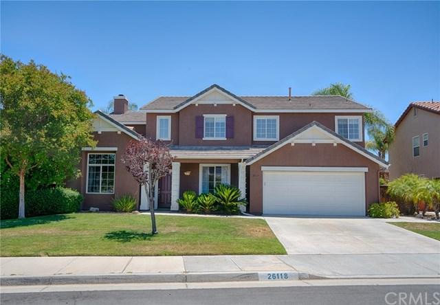 26118 Manzanita Street, Murrieta, CA 92563 (#SW18145920) :: Impact Real Estate