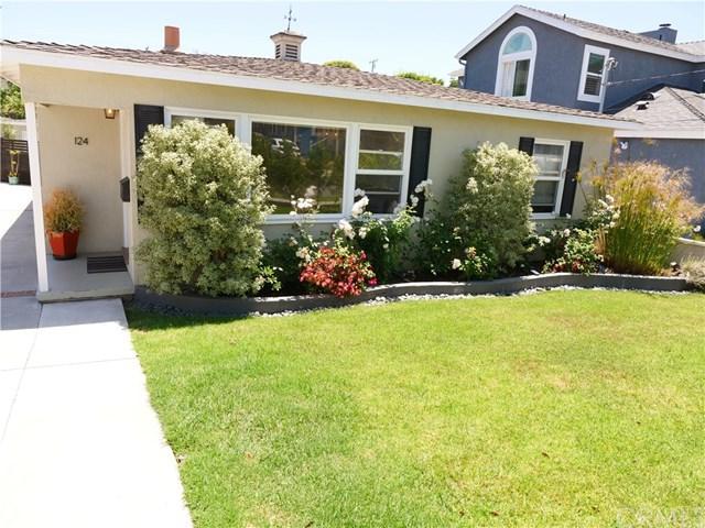 124 W Maple Avenue W, El Segundo, CA 90245 (#SB18138830) :: Go Gabby