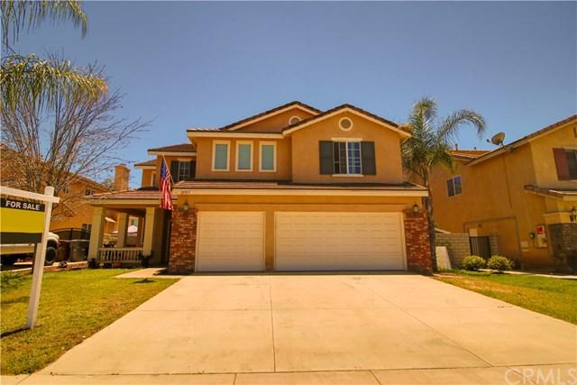 31957 Odyssey Drive, Winchester, CA 92596 (#SW18146248) :: The Ashley Cooper Team