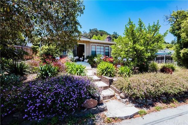 543 Hill Street, San Luis Obispo, CA 93405 (#PI18146340) :: Pismo Beach Homes Team