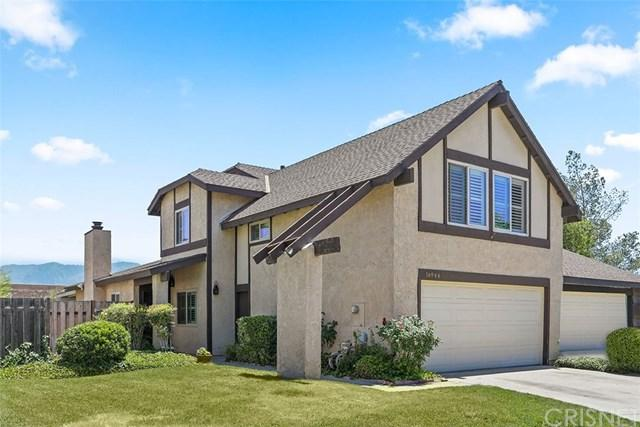 16944 Shinedale Drive, Canyon Country, CA 91387 (#SR18145953) :: RE/MAX Masters