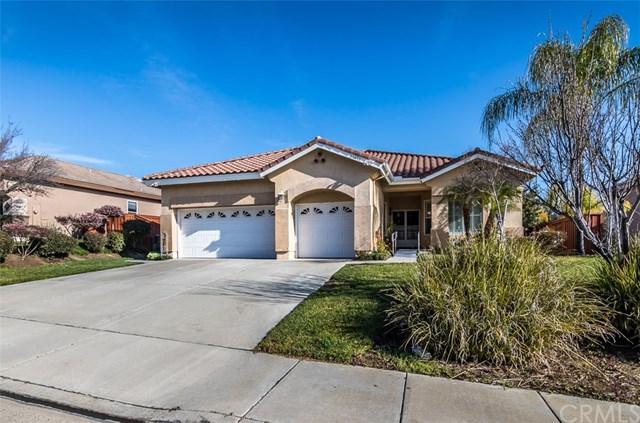 23492 Bending Oak Court, Murrieta, CA 92562 (#SW18143321) :: California Realty Experts