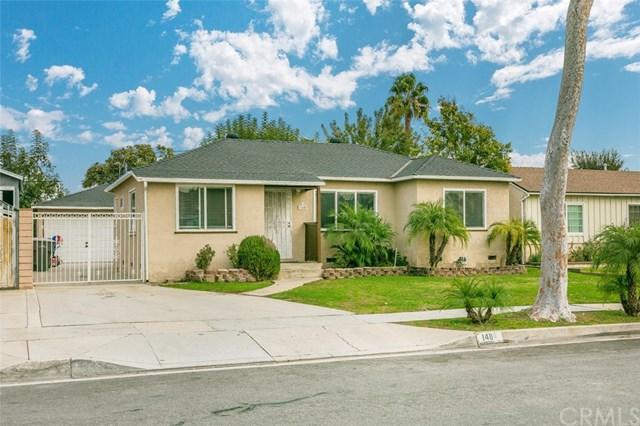 140 N Marian Street, La Habra, CA 90631 (#CV18140767) :: The Darryl and JJ Jones Team