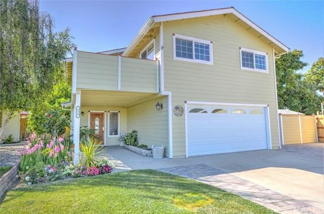 690 Woodland Drive, Arroyo Grande, CA 93420 (#PI18144944) :: Pismo Beach Homes Team