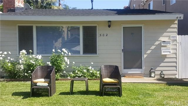 502 Marigold Avenue, Corona Del Mar, CA 92625 (#NP18147288) :: Teles Properties | A Douglas Elliman Real Estate Company