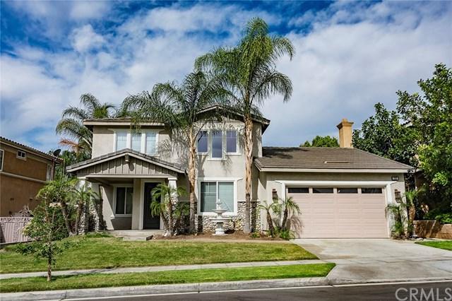 1757 Pinnacle Way, Upland, CA 91784 (#CV18146508) :: Cal American Realty