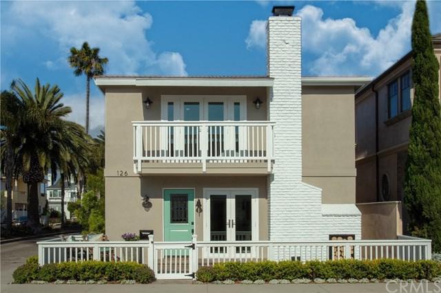 126 Diamond Avenue, Newport Beach, CA 92662 (#NP18147100) :: Teles Properties | A Douglas Elliman Real Estate Company