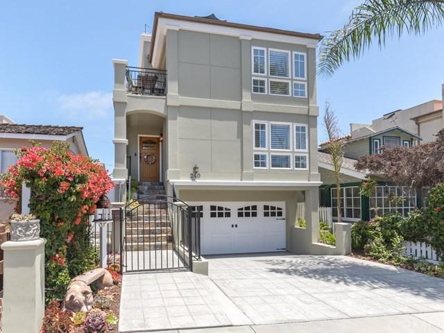240 Monterey Boulevard, Hermosa Beach, CA 90254 (#SB18147433) :: Go Gabby