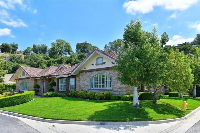 803 Mountain Lane, Glendora, CA 91741 (#CV18135837) :: Cal American Realty